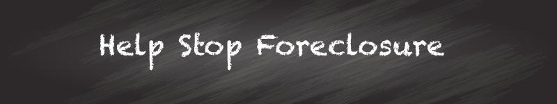 help stop foreclosure evansville bankruptcy attorney